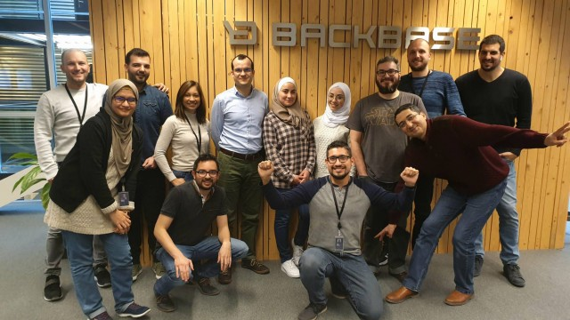 Gratis scholing voor vluchtelingen in web-development / programmeren  (in Engels)